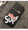STUSSY &supreme IPHONE iPhonexs maxケースブランド iphone xrケース iphone 8/X/8 plus保護ケースレディース向けブランド iphone アイフォンxrケース
