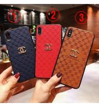 シャネル iphone X/XS/Xr ケース 人気 CHANEL iPhone8/8保護カバー Chanelアイフォン xs max携帯ケース カッコイイブランドiphone8 /7/6sケース おしゃれ