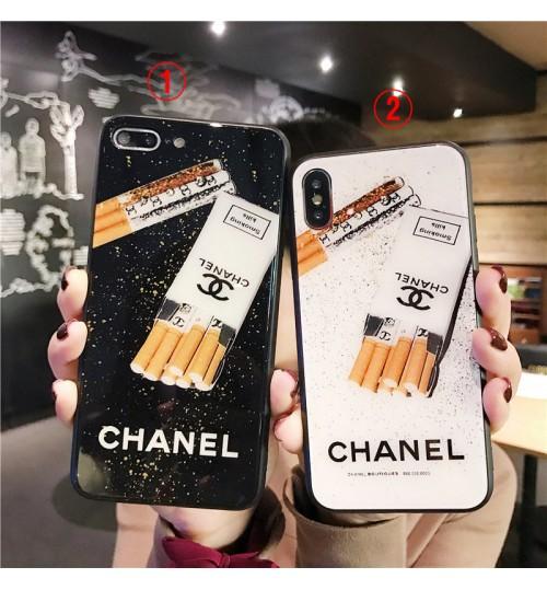 新作 CHANEL IPHONE XRケースオシャレ CHAENL IPhoneX/8/8 Plus ケースブランドアイフォンxsケース Chanel IPhoneXS MAX カバー激安