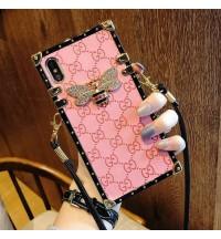 ブランド iphone xr/xs/xs max 手帳型ケース gucci 風 iPhoneXS MAX保護ケース 可愛い ブランド iPhoneXS XR携帯ケースグッチ gucci iphone xs max ケース人気な iPhone8/7/6sカバー
