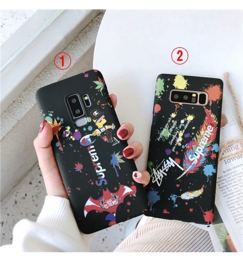 ブランド Galaxy Note 9ケース夜光シュプリーム ステューシー Iphone Xs/Xs Max/Xr ケースおしゃれなIPHONE XSスマホケースブランド アイフォンxs/xsマックス/xr ケース高級大人気 チャンピオンiphone X/8/7ケース 男女兼用