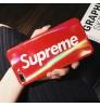 supreme iphone xs ガラスケースブランド IPHONEXS/XSMAX/XR背面ガラスカバー光沢個性可愛いシュプリーム アイホン8/7/6S/6PLUS保護ケース偽物
