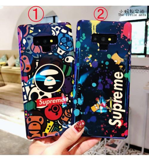 ブランドGalaxy s10/10e/s10plusケース お洒落ステューシーギャラクシーs10e/s9ケースsupreme Galaxy s10 plusケース ギャラクシーs9 plusケース