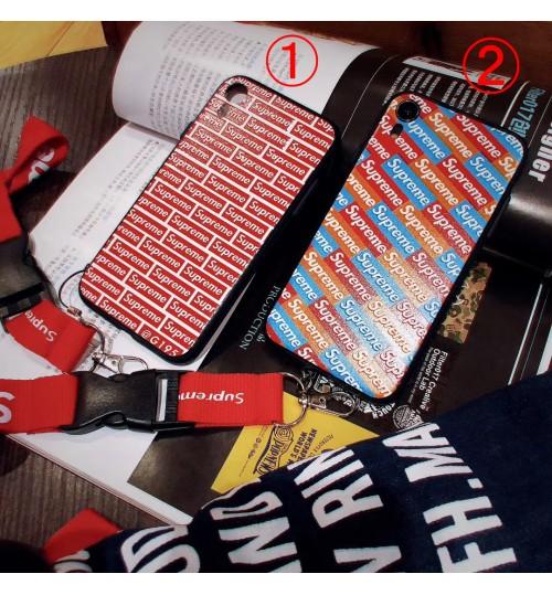 supreme アイフォンXS/XS MAX/XR/Xケース シュプリームiphone8/8plus/7/7plus/6S/6Splus/6/6plusカバー ジャケット型ブランド アイフォンテンケース  大人気 ファッション