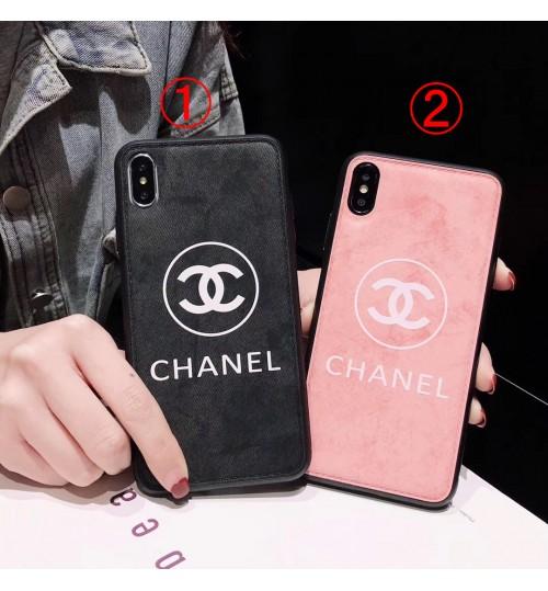 新作シャネル iphone xs ケースアルカンタラchanel iphonexs/xs max/xrケース シャネルIPHONE8/7/6S/6 PLUS カバー ALCANTARA製 芸能人