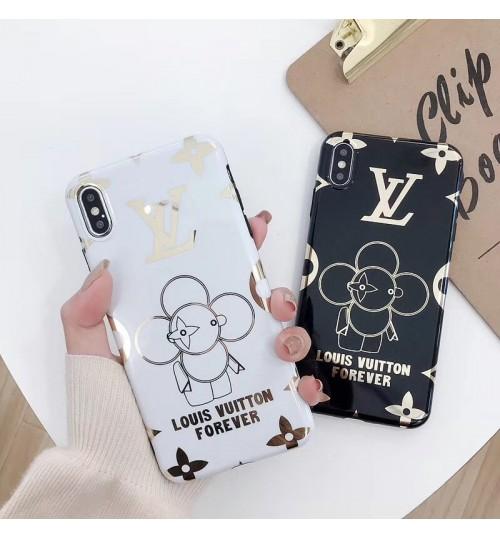 ルイヴィトンiPhoneXs Max/Xrケース 耐衝撃 LV iPhoneXs/X/8 PlusカバーブランドアイフォンXRケース メンズレディース LV iPhone7/6s/6 Plusカバー 高品質