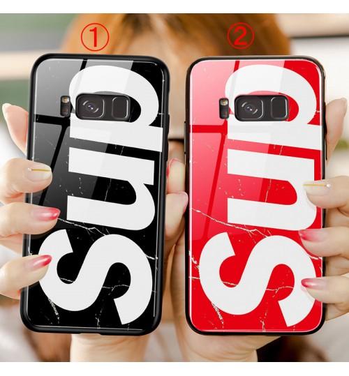 人気な supreme Galaxy S10/S10 plusケースシュプリームiphone xr/xs maxケースブランド iphone xs保護ケースシュプリーム ギャラクシーS10ケース iphonex/8/8 plusケースレディース