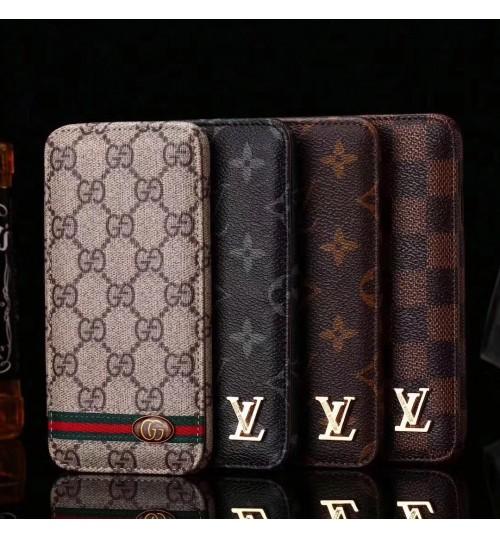 ブランド iphoneXS ケース 手帳型 lv iphone xrケース 上品 gucci iphoneXs maxケース セレブ愛用 革ブランド iPhoneXR/iPhone8 ケース おしゃれペア向け