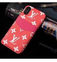 グッチルイ・ヴィトン Galaxy ギャラクシー s9/s9 plus s8 ケース 革製 Gucciスマホケース カードポケット付け LV iphone x/8/8plus/7/7plusカバー ブランド Gucci 携帯ケース 男女兼用 激安