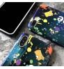 シンプソン SUPREME風 iPhoneXS/XS Max/XR ケース パロディー シュプリーム iPhone X保護カバー 耐衝撃 アイフォン8/8 Plusケース 新品 可愛い