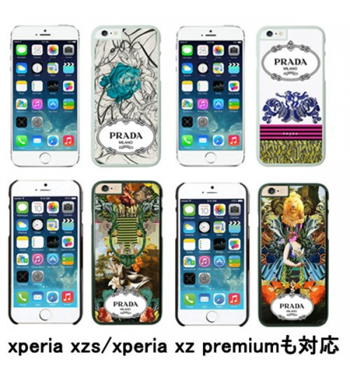 プラダ チェック柄 LV風iphoneX/8/8Plus iphone7/7 plus Xperia XZs SO-03J/SOV34ケース Galaxy s9/s9 plus エクスぺリア XZ Premium so-04j/sov36カバー ダミエ prada GALAXY Note8/s7/s7 edge iphone6s/6s plusスマホケース