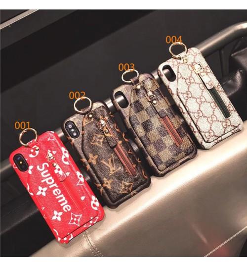 シュプリームブランド iPhoneXケース ルイ・ヴィトンiPhone8/8Plus保護カバー Gucci アイフォンXケース グッチ iphone7/7plusケース Supreme 男女兼用 おしゃれ