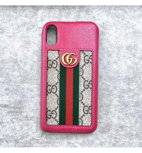 グッチ iphoneX/iPhoneX Plus携帯カバー アイフォン8/8 プラススマホケース ブランド Gucci iPhone7/7plusケース男女向け iPhone 6s/6s plus ケース  ジャケット