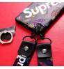 シュプリームSamsung GalaxyS9/S9+保護カバー アイフォンX/X Plus ブランドケース シュプリームメンズレディース向け Supreme ギャラクシーNote8ケース 刺繍 おしゃれ iPhone8/8Plusケース