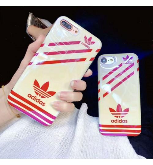 iPhoneX/8/9 Plusケース アディダス アイフォン新機種X Plus ケース ブランド アディダス(adidas)iPhone 8/8 Plusケース iPhone7/6s/6 Plus携帯ケース おしゃれ