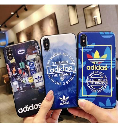 新品 パロディーiPhoneX/8/8 Plusケース アディダスADIDAS アイフォンX Plus ケース ブランド adidas iPhone 7/7 Plusケース iPhone6s/6 Plus携帯ケース 激安 送料無料