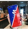 ブランドiPhoneX Plus ケース オフホワイトパロディー 男女向け ステューシーアイフォンXケース おしゃれ off-white iphone8/8 Plusカバー 激安