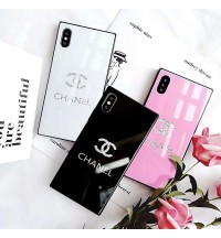 シャネルアイフォンX Plusケース ブランドCHANEL iPhoneX 背面ケース k可愛い iPhone8/8Plus保護カバー レディース愛用 アイフォン7/6s/6 Plusケース