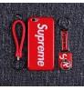 supreme iphone x/8/9 plusケース おしゃれ ファションシュプリーム galaxy s9/s9+保護カバー ストラップ付き ギャラクシー s8/s8+ケース メンズレディース 可愛いSUPREME iphone7/6s/6 Plusケース