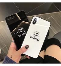 シャネル iPhone Xs/Xs Maxケースブランド クリア Chanel アイフォンXR/X カバー ブランド 背面ケース iphone 8/7/6 plusカバー CHANEL ブランド iPhone6s カバー 激安