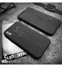 純正 ブランド シュプリーム/SUPREME iPhoneXS/XS Max/XR保護カバー 本革製 耐衝撃 supreme アイフォンX ケース メンズレディース おしゃれ iPhone 8/7/6 plusカバー 新品