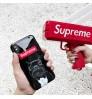 SUPREME ブランド iPhoneXS/XS Max/XR ケース シリコン製 犬柄 シュプリーム iPhoneX/8/7 Plus保護カバー supreme風 アイフォン6s/6 プラスケース 可愛い