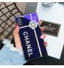 CHANEL 強化ガラス iPhoneXS/XS Max/XR ケース ファションデザインーシャネル iPhoneX/8/8 Plus保護カバー chanel風 アイフォン7/6s/6 プラスケース レディース愛用