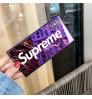 iPhoneXS/XS Max/XR ケース SUPREME 大理石紋 シュプリーム iPhoneX/8/8 Plus保護カバー supreme風 アイフォン7/6s/6 プラスケース ペア用