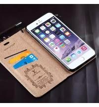 ブランド supreme + lv iPhoneX PLUSカバー メンズ 手帳型 GUCCI  galaxy S9+/S9 S8 s7ケース iphone 8/8 plus 7/6sストラップ付き シュプリームxルイヴィトン コラボ  グッチ 高級ビジネス風 カード入れ 激安