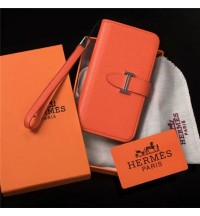 ブランド Hermes iphone 8/8 plus アイフォンx 7/6s plusケース エルメス 女性向け 芸能人愛用 手帳型 オシャレ ギャラクシー s9+/s9/s8+/s8 カバー 革製