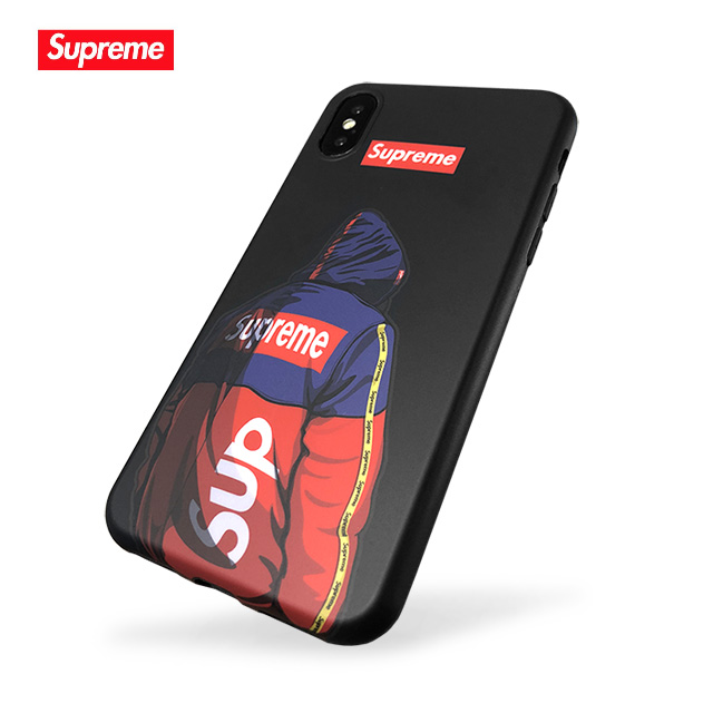 Supreme iPhone Xr/X/8ケース