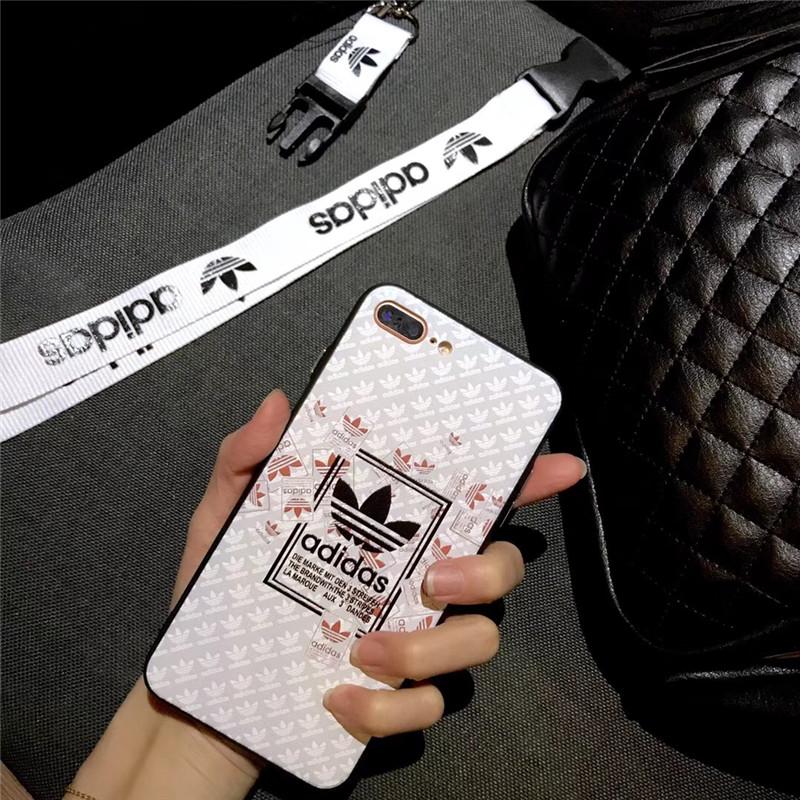 アディダス アイフォン X/Xsケース