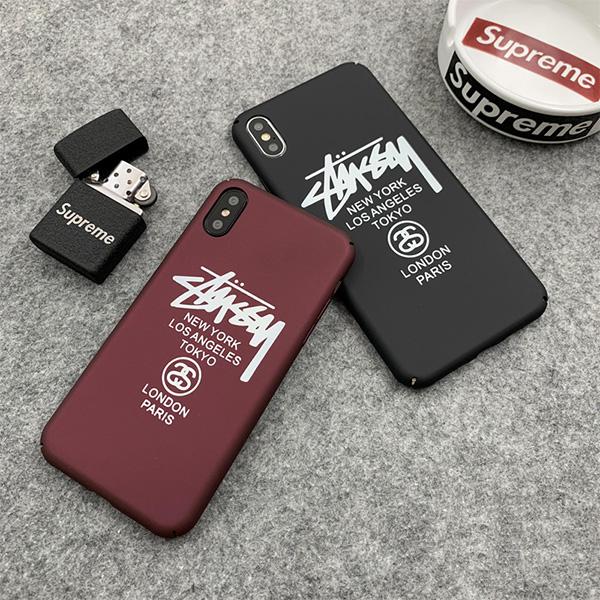 ステューシー IPhone Xr/Xs Max/Xsケース