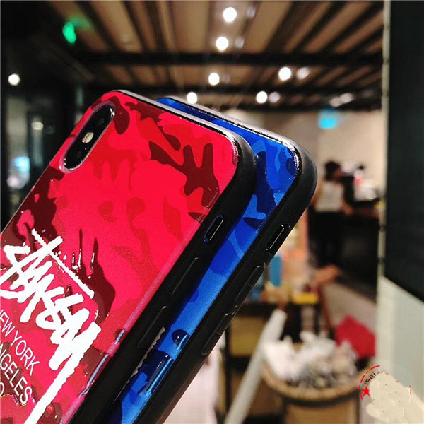Stussy iPhone xr ケース