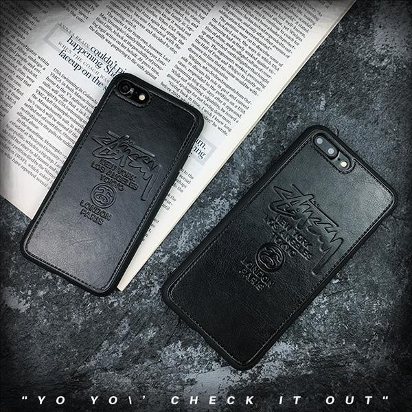 STUSSY IPHONEX/XS/XS MAX/XR背面ケース