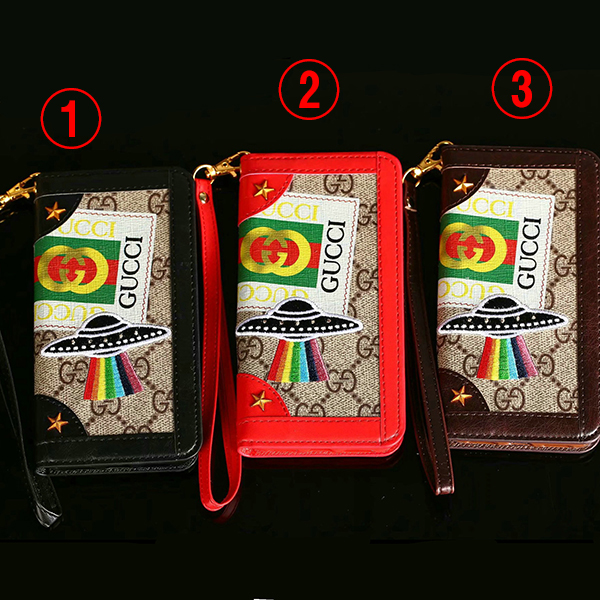 GUCCI iPhone xsケース