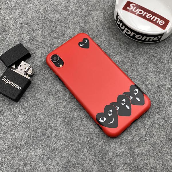 COMME Des GARÇONS Play アイフォン xr ケース