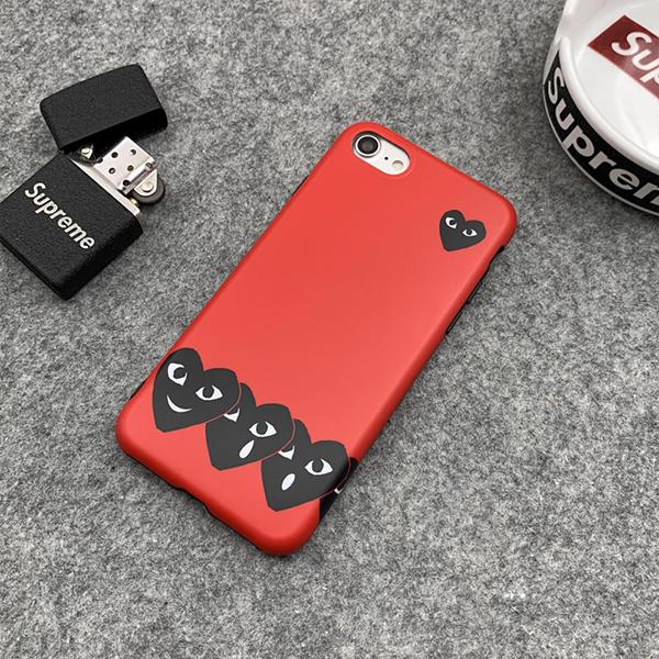 COMME Des GARÇONS Play Iphone xs ケース