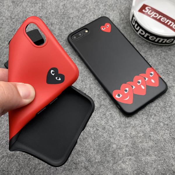 COMME Des GARÇONS Play Iphone x ケース