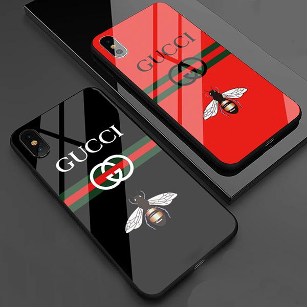GUCCI IPHONEX/XS/XS MAX/XR背面ケース