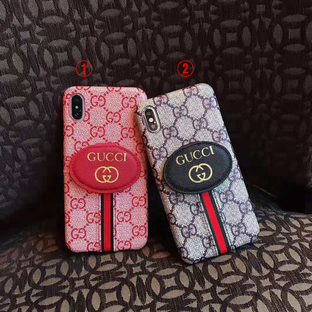 gucci iphone xr/x/xs maxケース