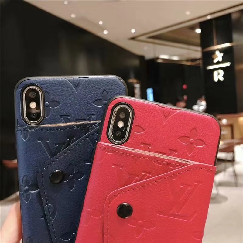 LV IPHONE XS携帯カバー