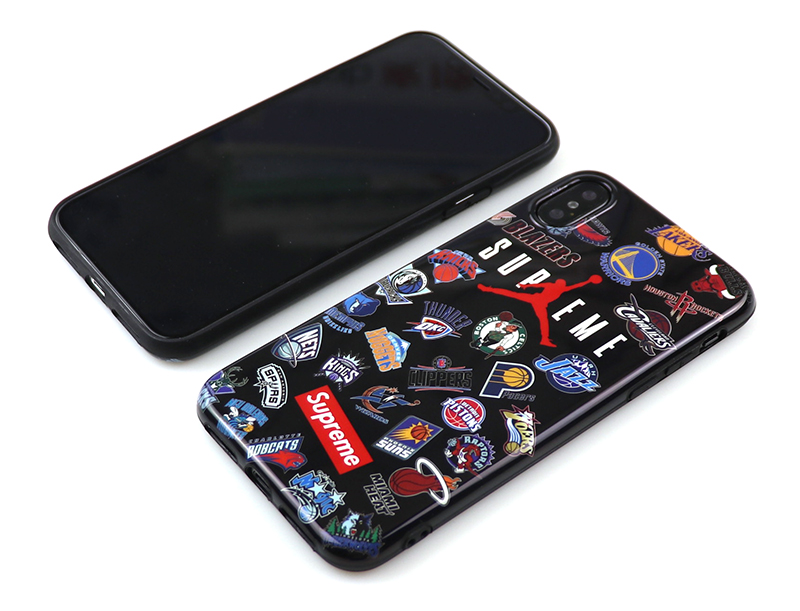 NBA JORDAN iphone xs maxケース