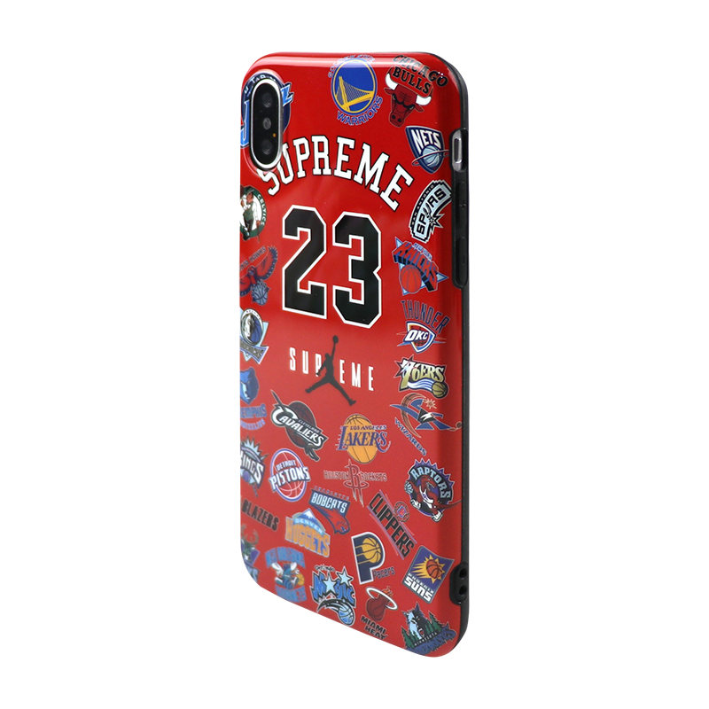 supreme NBA JORDAN iphone xsケース