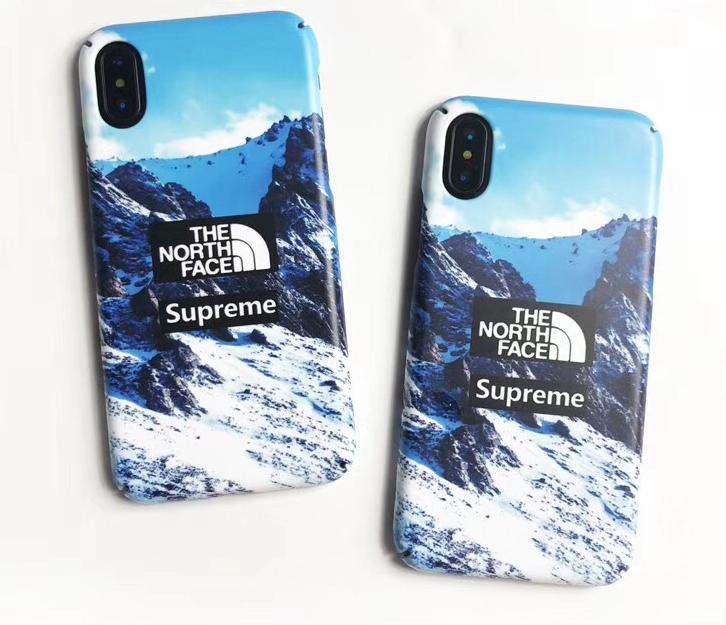 シュプリーム iphone x/xs max/xrケース