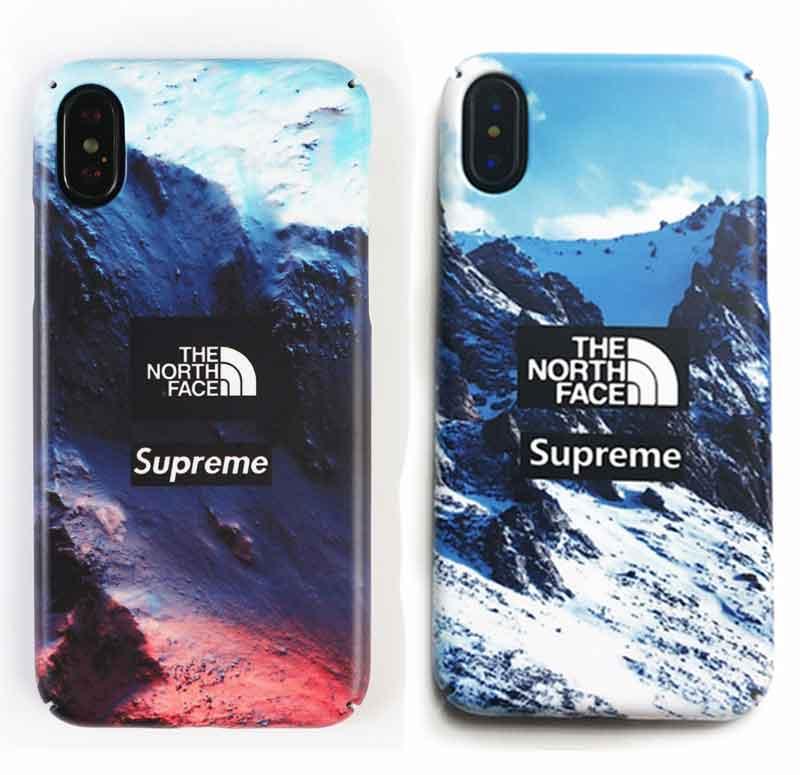 ノースフェイス iphone xs max/xrケース