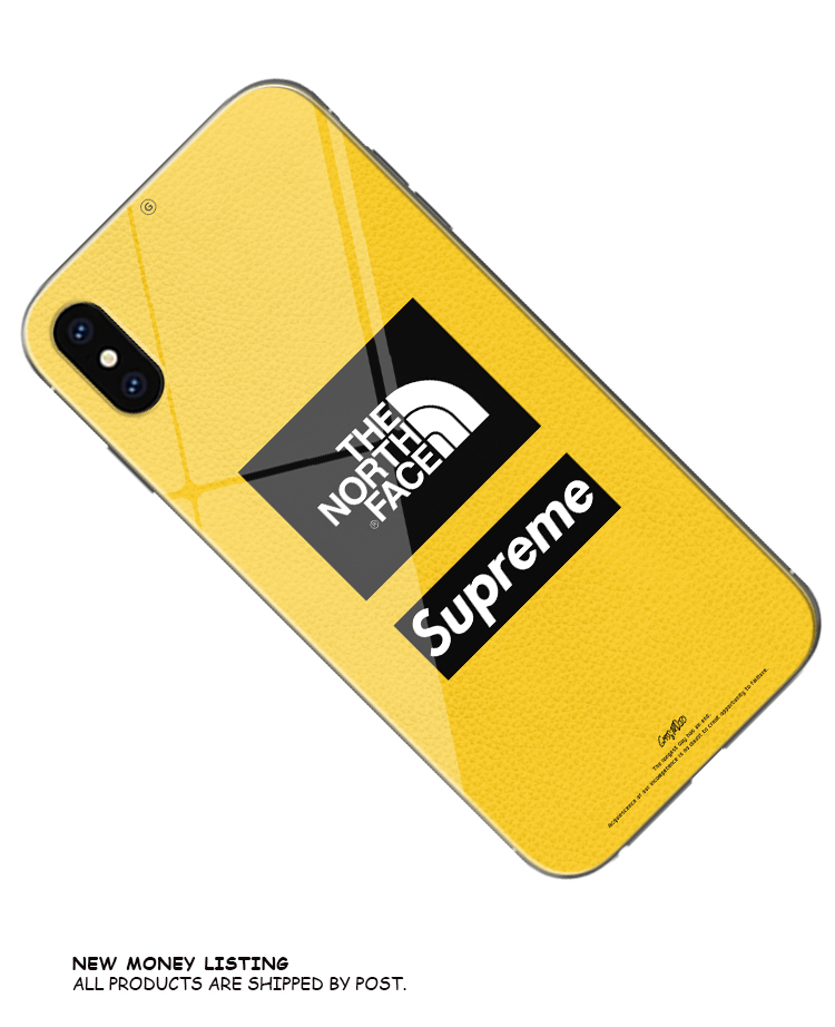 The North Face iphone xs amxケース