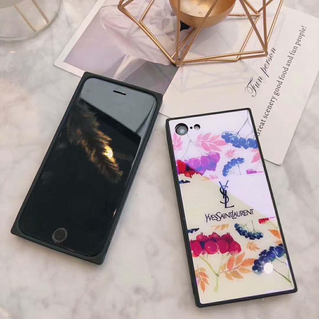 ƒˆYSL iPhone8/8ケース