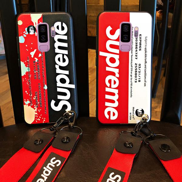 supreme iPhoneX/X Plusケース