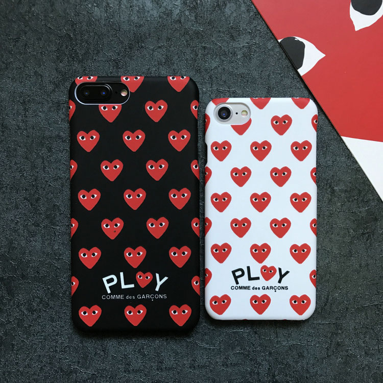 iPhone9/9 Plusカバー comme des garcons
